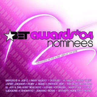 Bet Award 04 Nominees Music