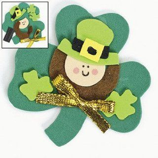 Leprechaun Magnet Craft Kit   Crafts for Kids & Magnet Crafts