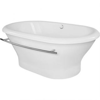 Hydro Systems Rembrandt 7040 Freestanding Tub