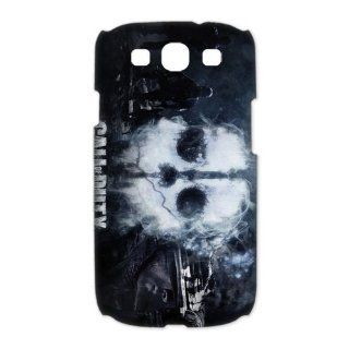 Custom Call of Duty 3D Cover Case for Samsung Galaxy S3 III i9300 LSM 716: Cell Phones & Accessories