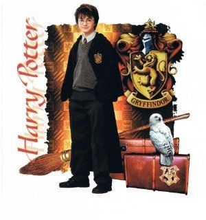 Harry Potter Birthday Card Gryffindor Student Imported from UK: Health & Personal Care