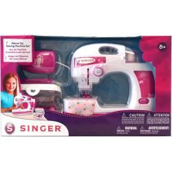 Singer Deluxe Toy Sewing Machine With Sewing Kit Set