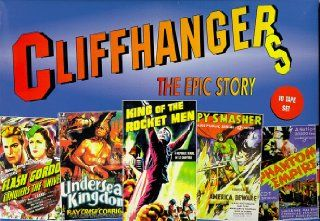 Cliffhangers: Epic Story [VHS]: Buster Crabbe, Carol Hughes, Charles Middleton, Anne Gwynne, Frank Shannon, John Hamilton, Herbert Rawlinson, Tom Chatterton, Shirley Deane, Lee Powell, Roland Drew, Don Rowan, B. Reeves Eason, Ford Beebe, Fred C. Brannon, J
