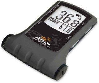 WCI Quality Handheld GPS Speedometer Digital Monitor   Displays Speed, Distance, Altitude, Navigation And Chronograph Stopwatch   Upload Data To PC   For Running, Biking, Cycling, Racing Etc.  Sport Speedometers  Sports & Outdoors