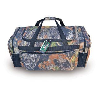 Mossy Oak 33 Inch Hunting Break Up Material Duffle Bag, Built To Last, Heavy Duty: Sports & Outdoors