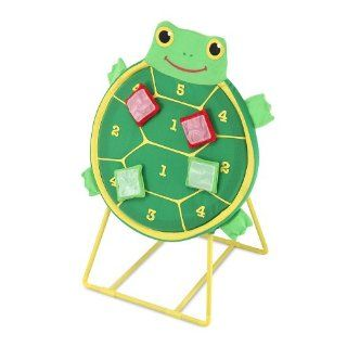 Melissa & Doug Sunny Patch Tootle Turtle Target Game Toys & Games