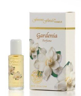 GARDENIA PERFUME   .25 FL OZ   MADE IN HAWAII   BODY CARE  Bath And Shower Product Sets  Beauty