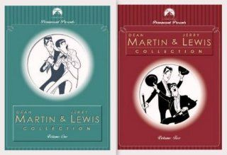 Dean MARTIN & Jerry LEWIS COLLECTION 7 DVD Set with a total of 13 movies, Volumes 1 & 2 Movies & TV