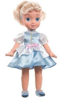 "Little Princess Soft & Sweet Cinderella   12"" Toys & Games"