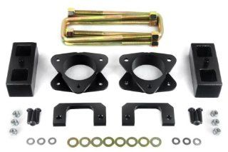 "HeavyMetal 3.5"" Front 2"" Rear Full Lift Leveling Kit Chevy/GM 1500 Silverado Sierra Automotive"
