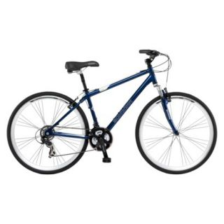 Schwinn Mens Trailway 28/700c Hybrid Bike   Blue