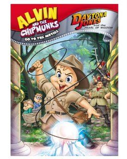 Alvin and the Chipmunks: Daytona Jones and the Pearl of Wisdom: Alvin & The Chipmunks: Movies & TV