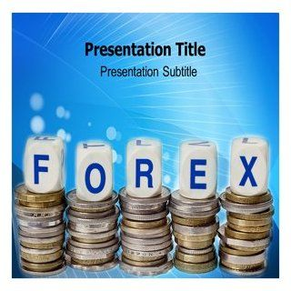 Forex PowerPoint Template   PowerPoint (PPT) Presentation Templates on Forex Software