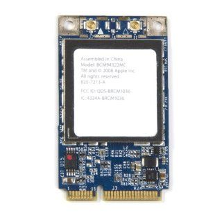 for Apple Broadcom BCM94322MC BCM4322 AGN PCI E WIFI Wireless Lan Card 802.11 a/g/n Computers & Accessories