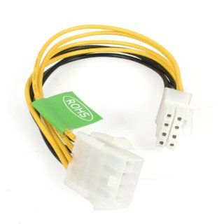 StarTech 8 Inch EPS 8 Pin Power Extension Cable (EPS8EXT) Computers & Accessories