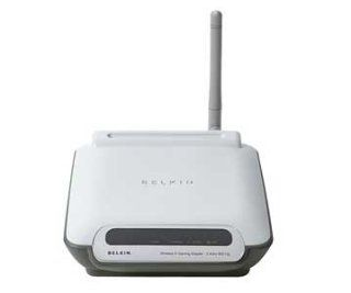 Belkin 802.11g Wireless Ethernet Adapter   Bridge   802.11b/g   desktop: Electronics
