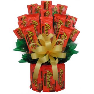 All Reeses Large Chocolate/candy Bouquet