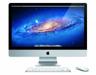 Apple iMac MC813LL/A 27 Inch Desktop (OLD VERSION) : Desktop Computers : Computers & Accessories
