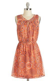 Easy as Tie Dress  Mod Retro Vintage Dresses