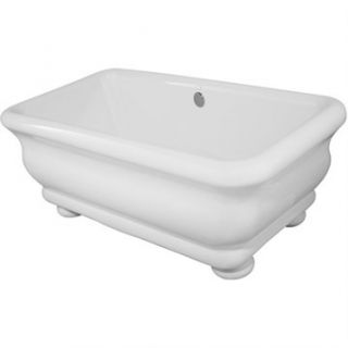 Hydro Systems Donatello 6636 Freestanding Tub