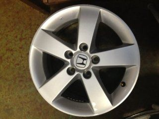 16 Inch 2006 2007 2008 2009 2010 2011 Honda Ex Lxs Exl Civic Original OEM Factory Alloy Wheel Rim 16x6.5 63899 42700SNAA93: Automotive