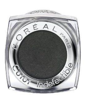 L'oreal   LOREAL SOMBRA INFALIBLE MONO BLACK  Eye Shadows  Beauty