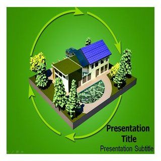 Eco Construction Powerpoint Template   Eco Construction Powerpoint Slides Software