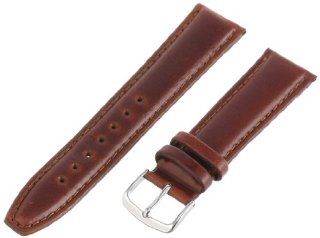 Hadley Roma Men's MSM881RAC 200 20 mm Honey Oil Tan Leather Watch Strap at  Men's Watch store.