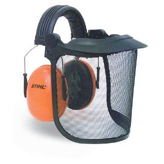 STIHL 0000 886 0210 Landscaper Brush Shield Protector : Job Site Safety Equipment : Patio, Lawn & Garden