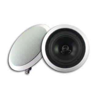 2 MA Audio MAT 870 Home Theater In Wall Surround Sound Stereo Speakers Electronics