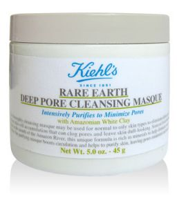 Rare Earth Deep Pore Cleansing Masque NM Beauty Award Finalist 2014
