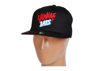 Kidrobot Vampire Bats Fatcap New Era® 59Fifty® Hat Black