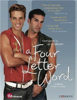 A Four Letter Word: Jesse Archer, Charlie David, Cory Grant, Steven M. Goldsmith, J.R. Rolley, Virginia Bryan, Allison Lane, Casper Andreas: Movies & TV