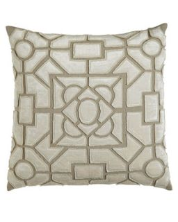 Maze Pillow, 22Sq.   Callisto Home