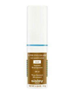 Super Stick Solaire Sun Sensitive Areas Broad Spectrum Sunscreen SPF30, Tinted