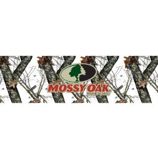 "Mossy Oak Graphics 11010 WR WM 58"" x 18"" Medium Winter Window Graphic with Mossy Oak Logo for Compact Truck: Automotive"