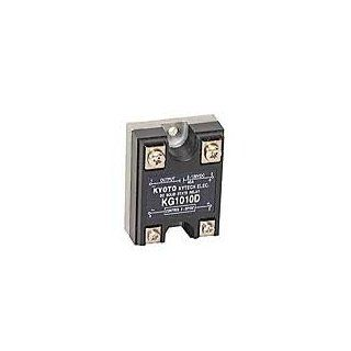Relay Solid State 32 Volt DC Input 10 Amp 120 Volt DC Output 4 Pin Electronic Relays Industrial & Scientific