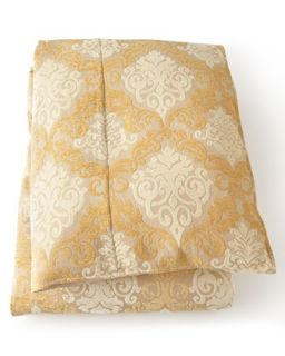 Queen Damask Duvet Cover, 92 x 98   Isabella Collection by Kathy Fielder