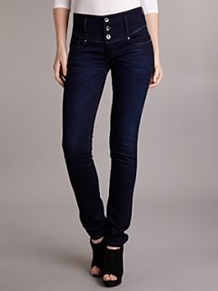 Salsa Mystery Soft Touch slim leg jeans Denim Indigo