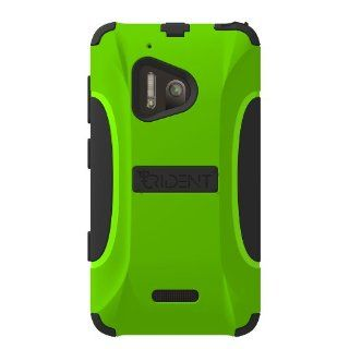 Trident Case AG LUMIA928 TG Aegis Series Case for Nokia Lumia 928   Retail Packaging   Green: Cell Phones & Accessories