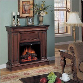 Shop Scottsdale Electric Fireplace in Antique Mahogany [Kitchen] at the  Home D�cor Store. Find the latest styles with the lowest prices from