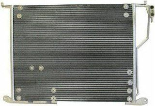01 02 MERCEDES BENZ CL55 cl 55 A/C CONDENSER, V8, 5.5L, w/o Oil Cooler lines, (215) Chassis, Parallel Type OEM Style (2001 01 2002 02) P40320P 2205000454 Automotive