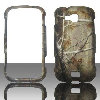 2D Camo Realtree Mossy Oak Samsung Ativ Odyssey i930 Verizon Case Cover Phone Snap on Cover Case Protector Faceplates: Cell Phones & Accessories