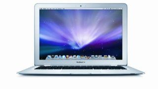 Apple MacBook Air MB940LL/A 13.3 Inch Laptop (1.86 GHz Intel Core 2 Duo Processor, 2 GB RAM, 128 GB Solid State Drive)  Notebook Computers  Computers & Accessories