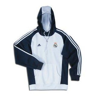 adidas Real Madrid Hoody : Athletic Sweatshirts : Sports & Outdoors