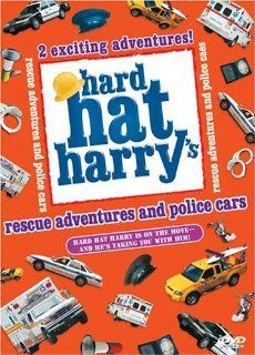 Hard Hat Harry Rescue Adventures and Police Cars Hard Hat Harry Movies & TV