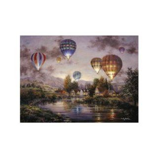 Balloon Glow Jigsaw Puzzle 1500pc Toys & Games