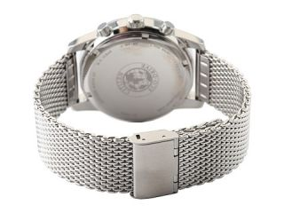 Citizen Watches CA0331 56L Eco Drive Mesh Chronograph Watch