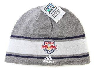 New York Red Bull Beanie Skull Cap Hat MLS Soccer Made by Adidas : Sports Fan Beanies : Sports & Outdoors