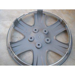"""Drive Accessories KT 993 15S/L, Toyota Corolla, 15"""" Silver Replica Wheel Cover, (Set of 4): Automotive"""